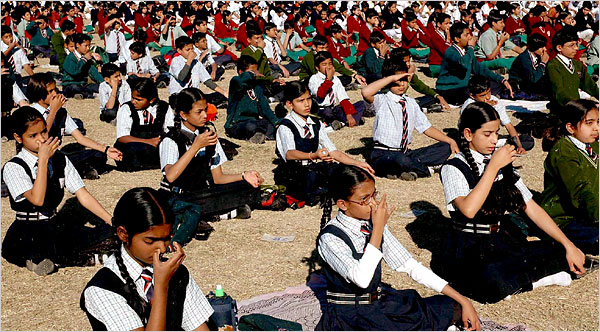 yoga-not-to-be-made-compulsory-in-schools-supreme-court