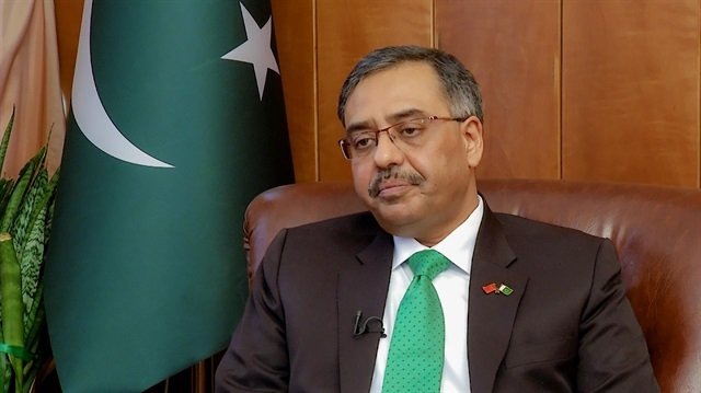 sohail-mahmood-takes-charge-pakistans-high-commissioner-india