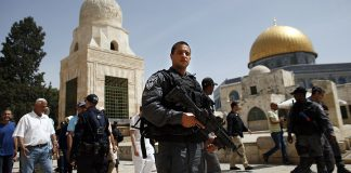 israeli-forces-detain-21-palestinians-over-the-course-of-rosh-hashanah