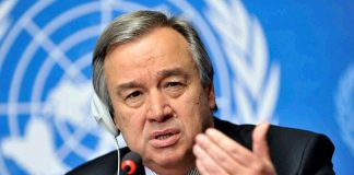 Indo Pak engage in dialogue: UN chief