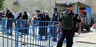 al-aqsa-mosque-authority-slams-israeli-police-unit-plan
