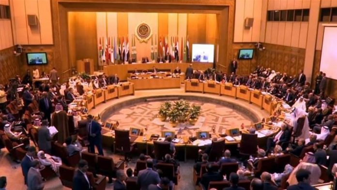 saudi-bahrain-condemn-iran-arab-league-meeting