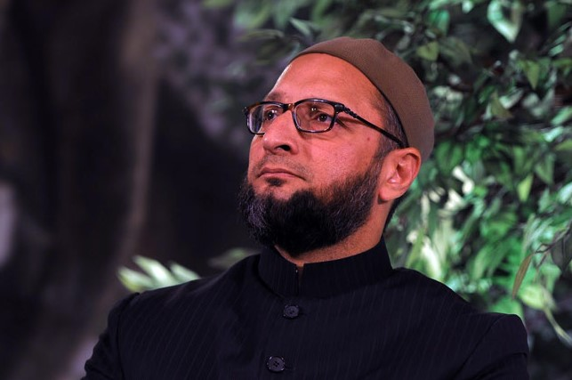 owaisi-alleges-political-marginalisation-muslims-bjp-congress