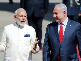 security-interest-of-india-and-its-military-relations-with-israel