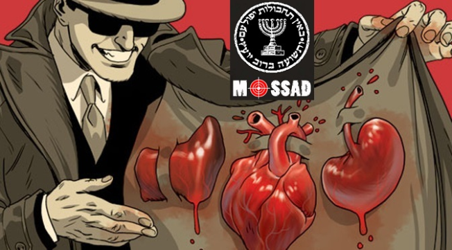 How Israel Involve in Trafficking of Human Organs