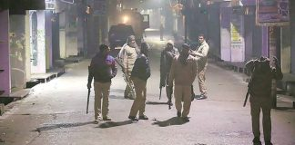 uttar-pradesh-one-killed-one-injured-shots-fired-communal-clash-kasganj