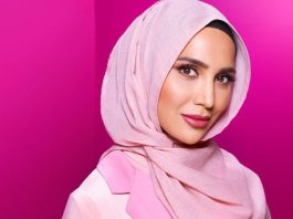 loreal-launches-first-ever-hair-ad-headscarf-wearing-model