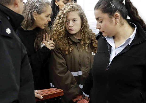 threats-innuendo-in-israel-questioning-of-palestinian-teen-ahed-tamimi