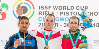 shahzar-rizvi-wins-silver-medal-at-issf-world-cup