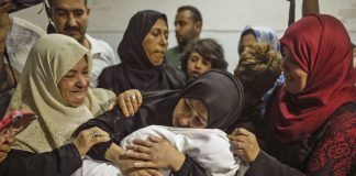 8-month-old-palestinian-killed-inhaling-israeli-tear-gas-health-ministry