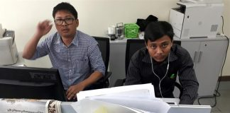 myanmar-charges-reuters-reporters-official-secrets-act