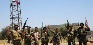 syrian-forces-liberate-quneitra-village-near-israeli-border