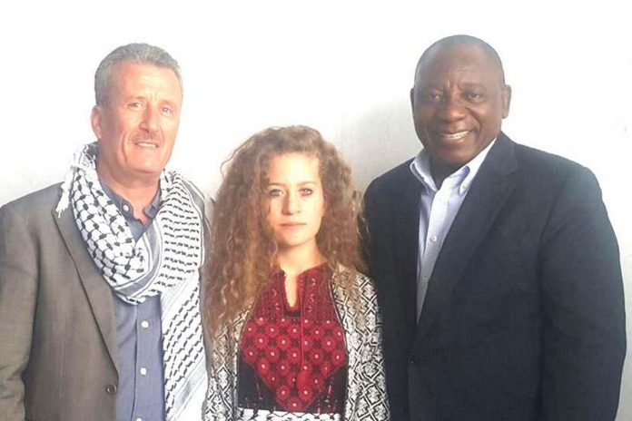 ahed-tamimi-honoured-s-africa-mandelas-grandson