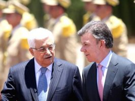 israel-says-surprised-colombias-recognition-palestine