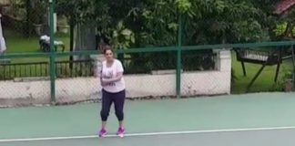 watch-pregnant-sania-mirza-cannot-keep-away-tennis-court