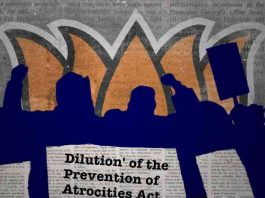 dilution-of-sc-st-prevention-of-atrocities-act-cannot-be-allowed-ncspa