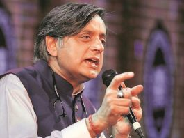 Shashi Tharoor on RSS