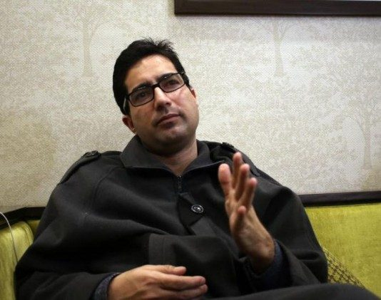 shah-faesel-launches-crowdfunding-campaign-for-clean-politics-in-kashmir