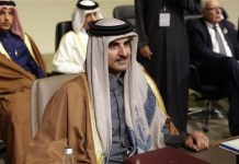 reason-for-the-presence-of-the-amir-of-qatar-in-arab-league-summit
