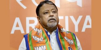bjp-leader-mukul-roy-booked-for-mlas-killing-in-bengal